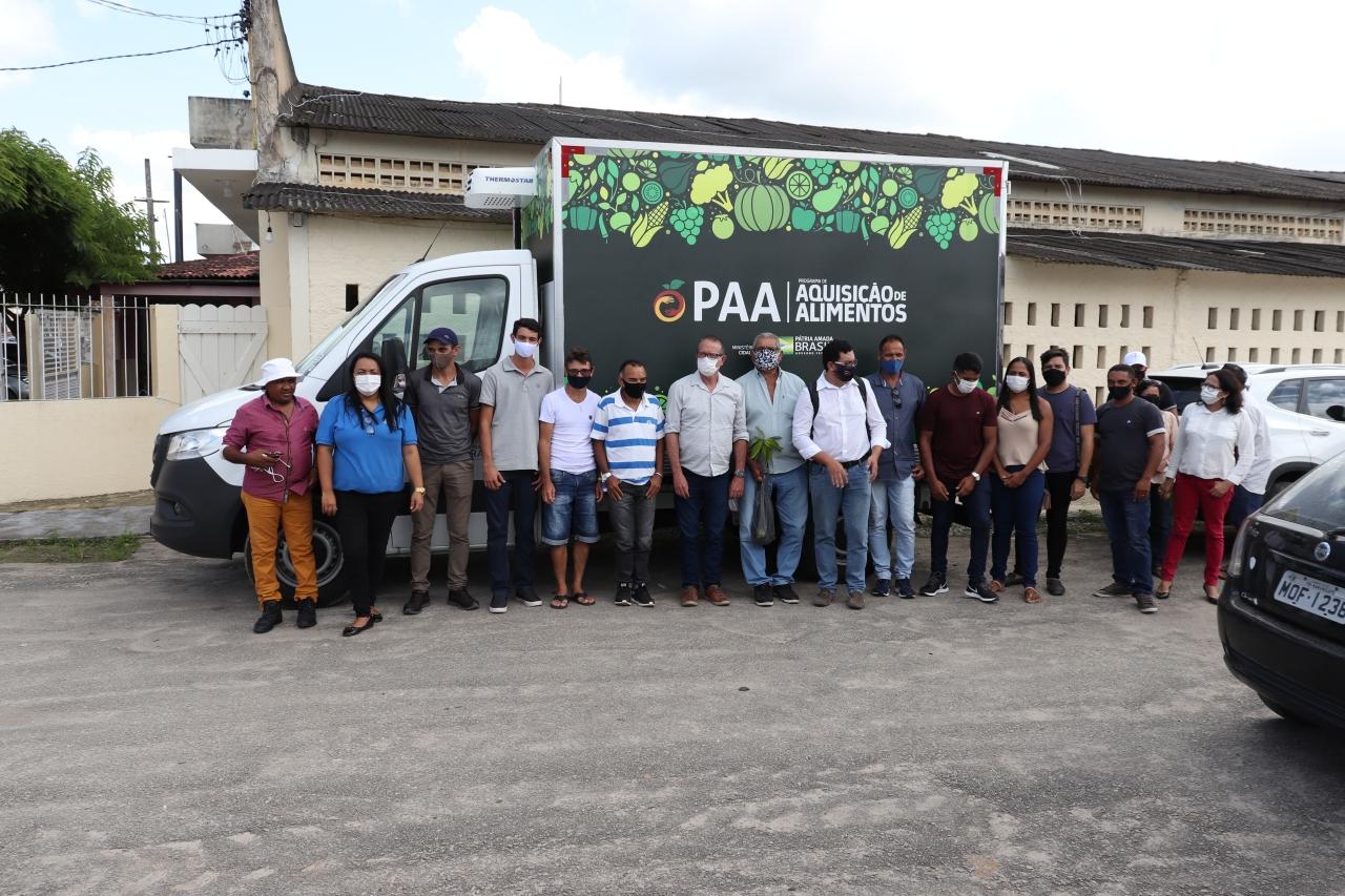 Prefeitura de Mamanguape realiza evento em comemoração ao Dia do Agricultor