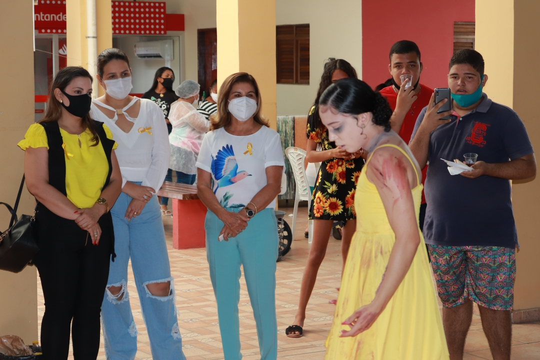 Setembro Amarelo: município realiza evento alusivo ao mês voltado para o combate ao suicídio